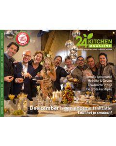 24Kitchen Magazine | Feestdagen 2014 (editie 15)