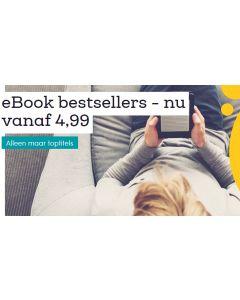 Bookspot eBook Bestsellers vanaf 4,99