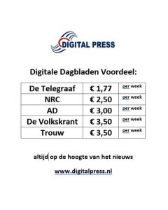Digitale Uitgaven Landelijke Dagbladen