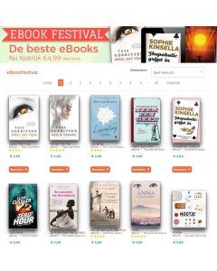 Bookspot | de beste eBooks voor € 3,49 per eBook