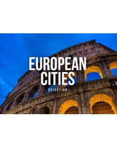 iFly | European Cities selectie