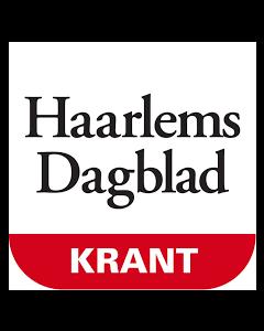 Haarlems Dagblad Premium 0/0 | 1 jaar € 0,81 p.w. TWO