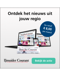 IJmuider Courant Digitaal 0/6 | 2 jaar € 2,18 p.w. TWO