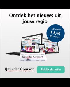 IJmuider Courant Digitaal 0/6 | 3 jaar € 1,77 p.w. TWO