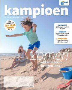 Kampioen Digitale editie 2018 7/8 (Zomer)