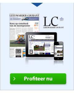 Leeuwarder Courant Weekend 1/6 | 1 jaar € 5,54 p.w. TWO