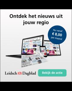 Leidsch Dagblad Digitaal 0/6 | 1 jaar € 2,18 p.w. TWO