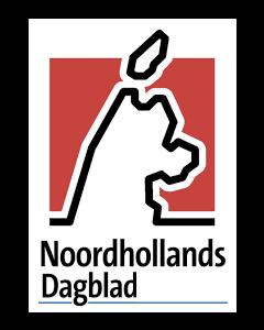 Noordhollands Dagblad Zaterdag 1/6 | 3 jaar € 2,64 p.w. TWO