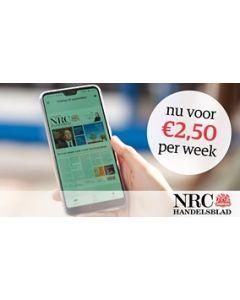 NRC Digitaal Abonnement | 1 jaar € 2,50 p.w. TWO