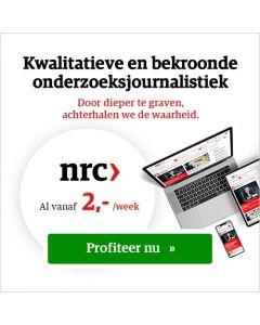 nrc.nl | TWO | 3 jaar € 2,-- p.w.