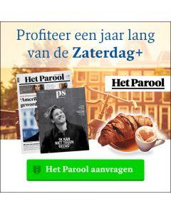 Het Parool Zaterdag+ 1/6    3 jaar € 3,25 p.w. TWO