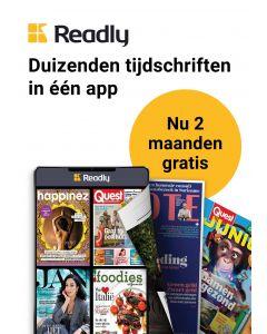 Readly.nl | Tijdschriften Digitaal Lezen (2 maanden gratis)