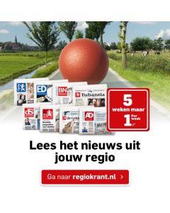 De Regiokrant 5 weken voor 5 Euro SA