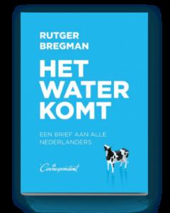 Rutger Bregman - Het water komt (gratis eBook)