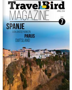 Travelbird Magazine maart 2014: Spanje, Parijs